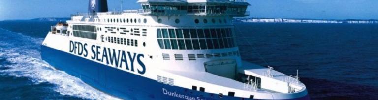 DFDS Áremelkedés 2016 Áprilisától