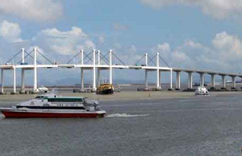 Macao Friendship Bridge